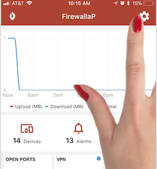 VPN Server Setup (Port Forwarding) – Firewalla