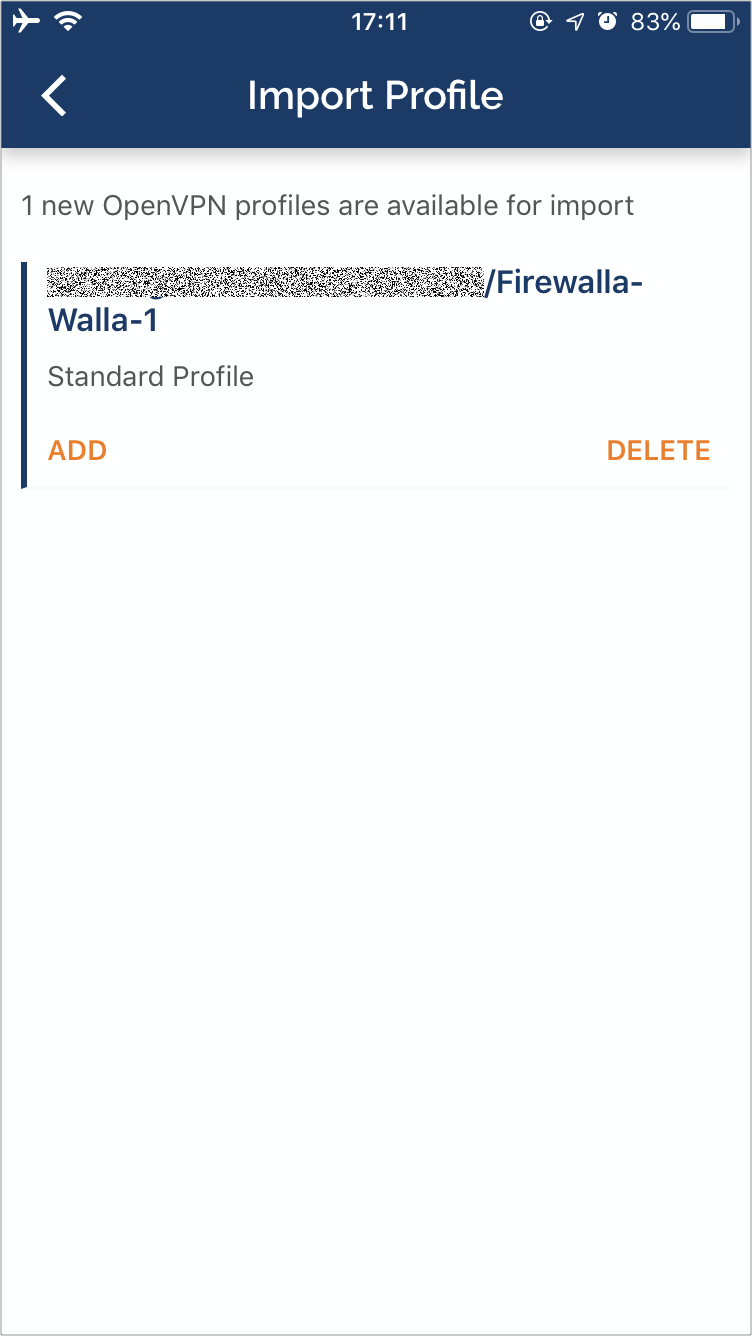 VPN Setup for iOS and Mac – Firewalla