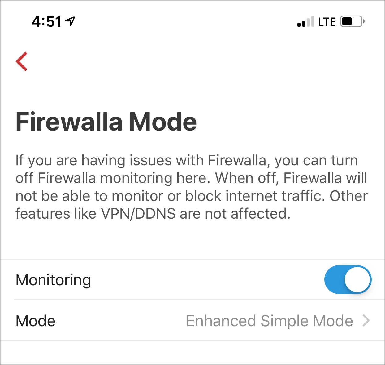 Firewalla Box Release 1 963, iOS Release 1 30, Android